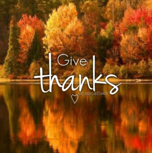 ... Quote Quoted Quotes Quotation Quotations Fall Leaves Give thanks