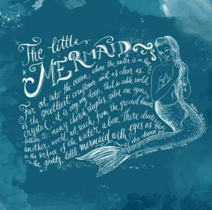Quotes About Mermaids Tumblr Tumblr_mo5p9svggy1re1snbo1_ ...