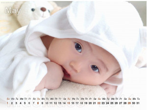 Cute Babies Wallpapers & Themes
