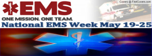 EMS Week Facebook Cover