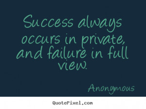 Anonymous Quotes Anonymous
