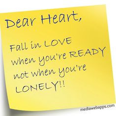 Lonely Heart Quotes