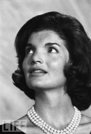 ... Supplement → Classifying People → Jackie Kennedy Onassis