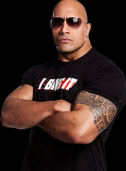 Wwe Superstar The Rock Profile And Images 2012
