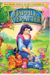 Happily Ever After (1990) Poster