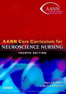 "... ""Aann Core Curriculum for Neuroscience Nursing"" as Want to Read"