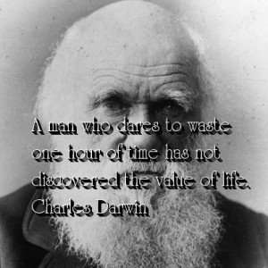Charles darwin, wise, quotes, sayings, wisdom, time