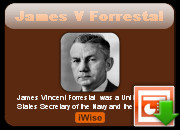 James V Forrestal quotes