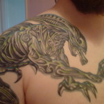 Really Did The Rock S Style Of Tattoo Aka Picture