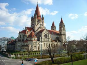 Download: 1600x1200 - Vienna Architecture, Austria, St Francis of ...