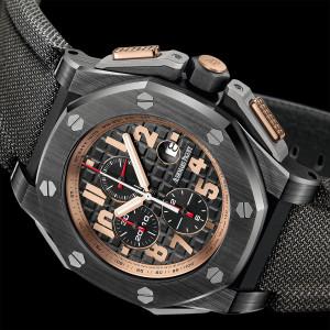 The Watch Quote: Photo - Audemars Piguet Royal Oak Offshore Arnold ...