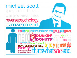 Michael Scott Quotes By Guidobleiji