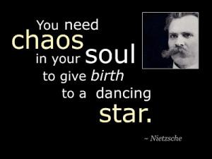 CREATIVITY | Nietzsche Quote