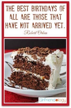 Birthday-Chocolate-Cake-best-birthdays-quote