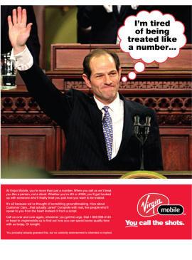 Eliot Spitzer Scandal Boon...