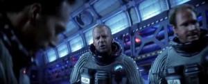 Bruce Willis as Harry S. Stamper in Armageddon (1998)
