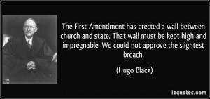 First Amendment Freedom of Religion