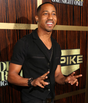 Photo Brandon Jackson Actor
