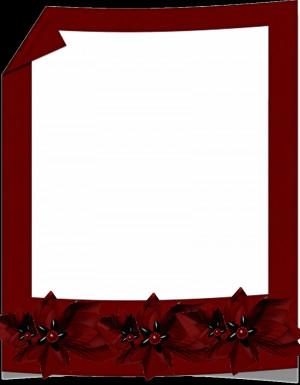 image cadre rouge tube pour