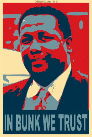 "adored Wendell Pierce's portrayal of Bunk Moreland in ""The Wire ..."