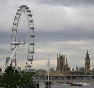 third eye big ben from london