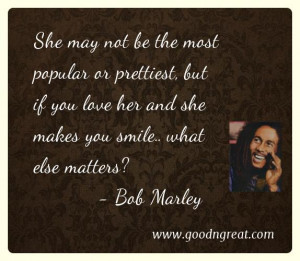 Bob Marley Once In Your Life Quote: 21 Famous Bob Marley Quotes Good ...