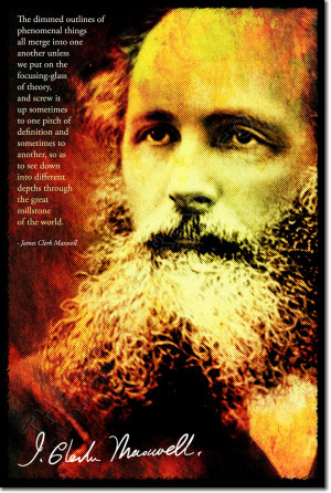 James Clerk Maxwell Quotes James clerk maxwell signed art
