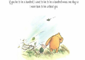Winnie The Pooh Quotes...