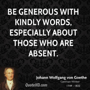 Von Goethe quotations, sayings. Famous quotes of Johann Wolfgang Von ...