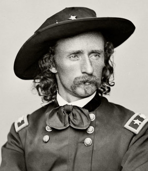 Quotes by George Armstrong Custer: