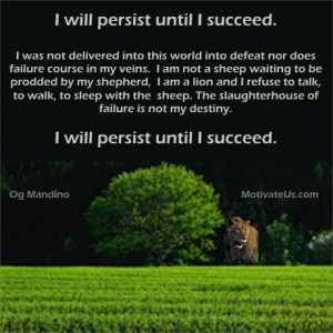Nature – Lion In The Forest – Persistence | A Library Of ...