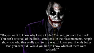Joker Quotes Why So Serious Joker. you might also like: