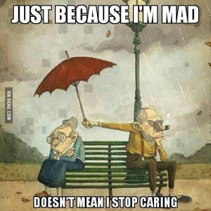 Just because I'm mad doesn't mean I stop caring: Love You, My Husband ...