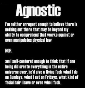 Agnostic Image