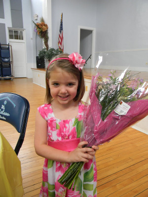My baby girl is officially on to kindergarten next year! I'm so proud ...