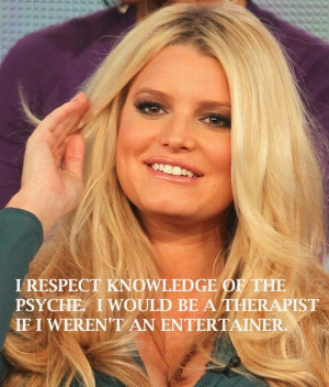 Jessica Simpson's Wackiest Quotes « Read Less