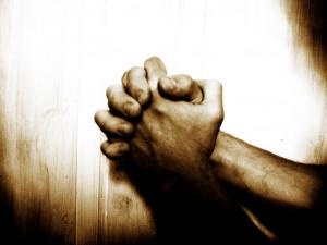 Praying hands Papel de Parede Imagem