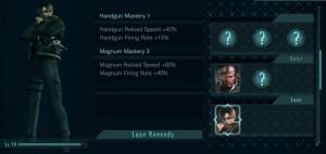 RESIDENT EVIL 4 Leon - Jacket