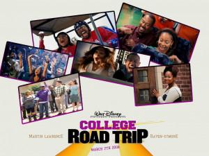 College Road Trip Wallpaper Background