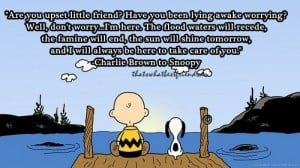 best charlie brown quotes