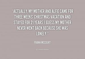 frank mccourt 39 s quote 1