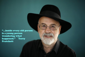 … – Terry Pratchett motivational inspirational love life quotes ...