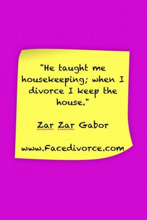 Divorce quote #1