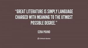 Selected Prose 1909-1965 : Ezra Pound : 9780811205740