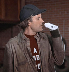 Captain H.M Howling Mad Murdock – Dwight Schultz - The A-Team