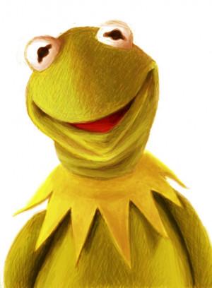 Kermit the frog by salacharlie