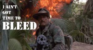 Jesse Ventura in Predatorvia comicbycomic