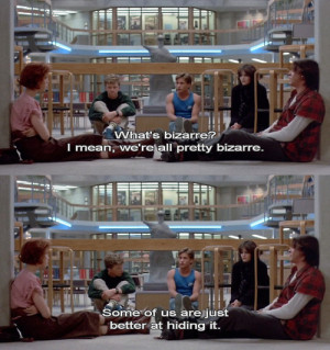 movie, quote, the breakfast club