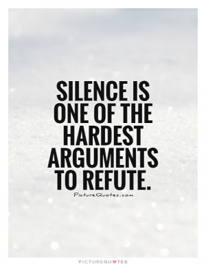 Silence Quotes Argument Quotes Josh Billings Quotes Arguments Quotes