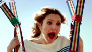 Drew Barrymore in Blended movie #4
